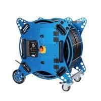 Boldan frézka RotoMax na renováciu kanalizácie z potrubí DN100 - DN250